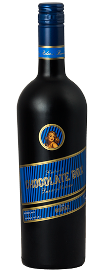 chocolate box luxury release shiraz 2010